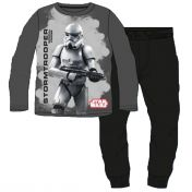 Long pajamas Star Wars from 4 to 12 years