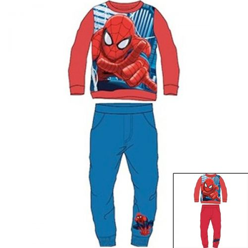 Tracksuit Spiderman from 2 to 8 years