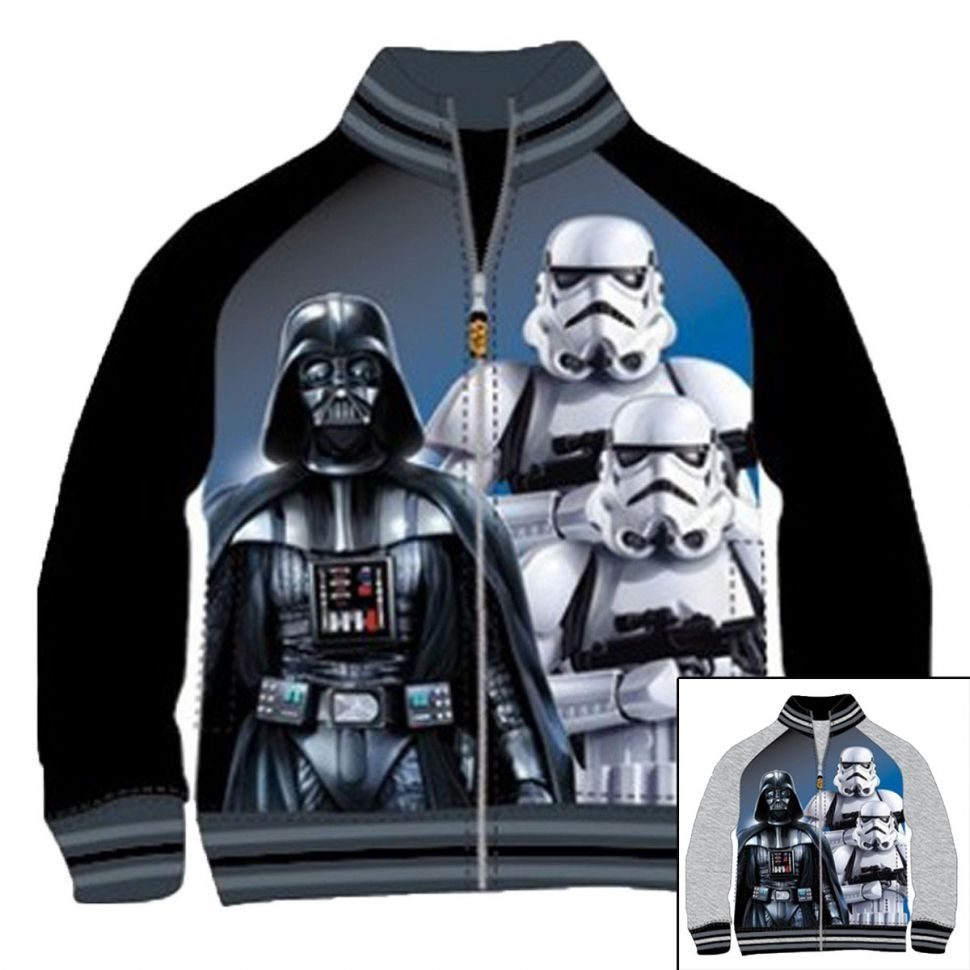Jacket Star Wars from 4 to 12 years