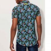Camisa de manga corta RG512 de S a XL