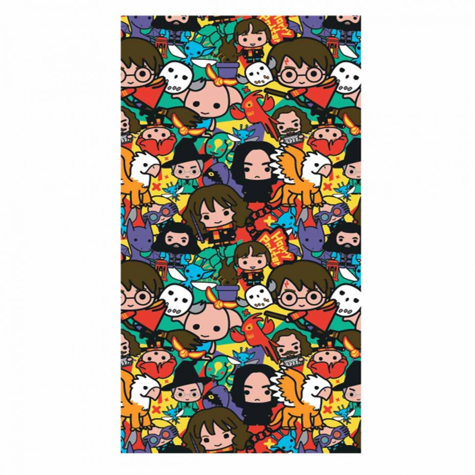 Serviette de plage Harry Potter 70x140 cm