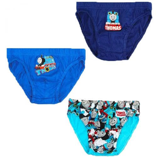 Set of 3 panties Thomas from 2 to 6 years