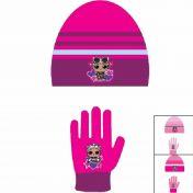 Wintermütze Handschuh LOL
