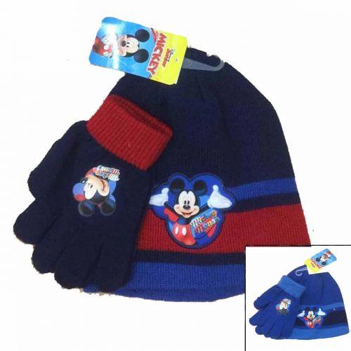 Beanie guanti Mickey
