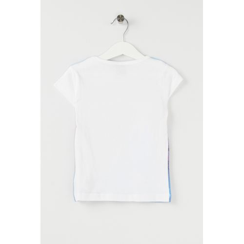 T-shirts met korte mouwen Frozen van 3 tot 8 jaar