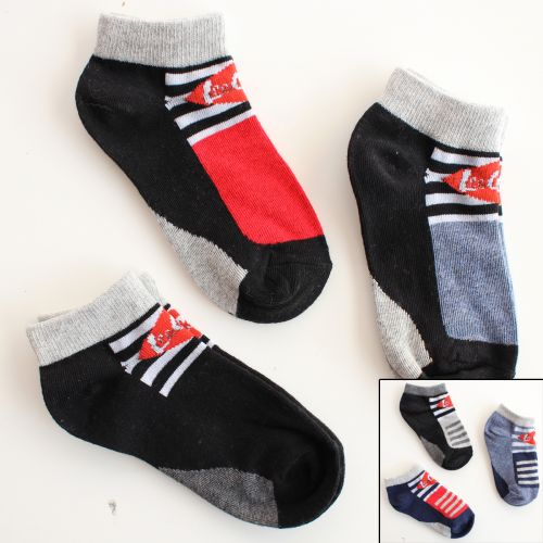 Pack of 3 pairs of socks Lee Cooper from 27 to 38