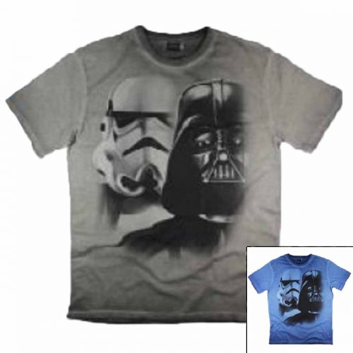 T-shirt manches courtes Star Wars du M au XXL