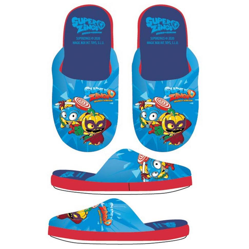 Chaussons Super Zings
