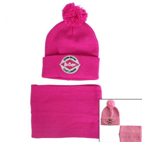 Beanie y Snood Lee Cooper