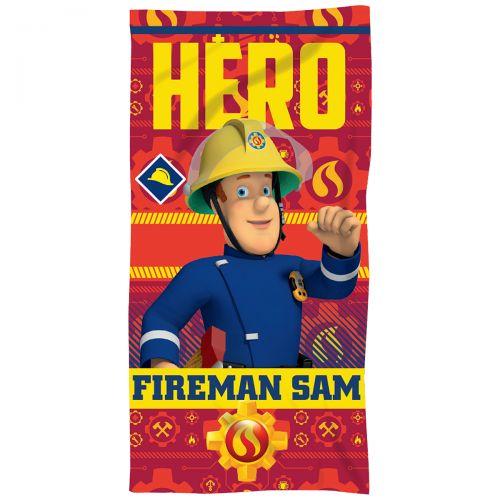 Serviette Sam le Pompier