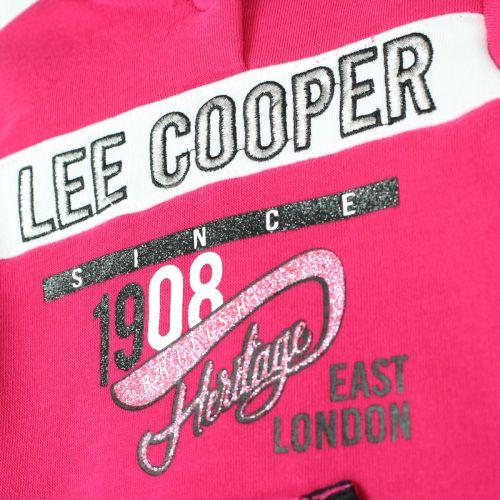 Robe à capuche bebe Lee Cooper