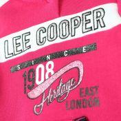 Lee Cooper Jurk met capuchon