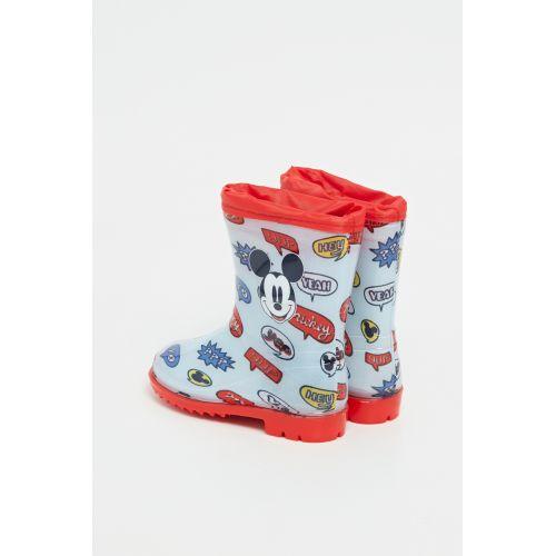 Botte de pluie Mickey