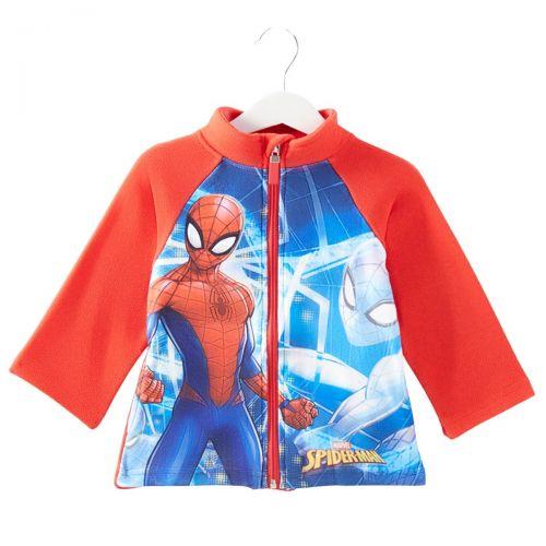 Gilet polaire Spiderman