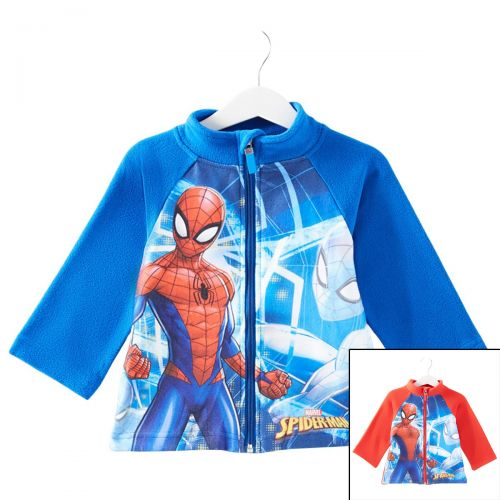 Spiderman Fleece vest