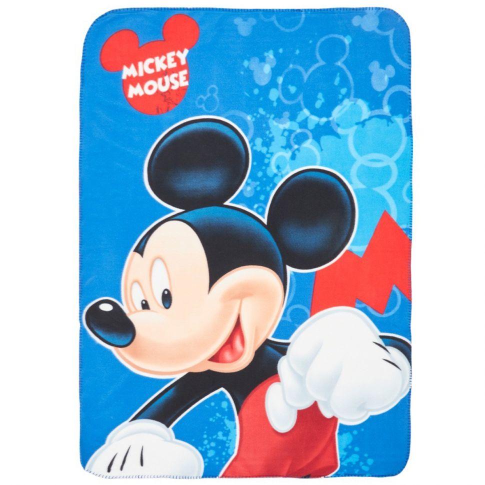Mickey Fleecedeken
