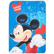 Plaid Polaire Mickey