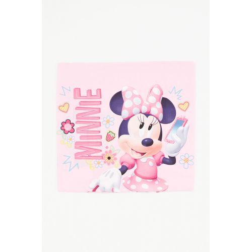 Housse de couette avec Taie d'oreiller Minnie