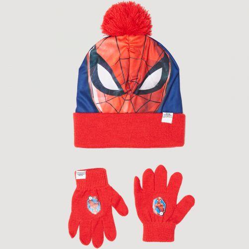 Bonnet gant Spiderman