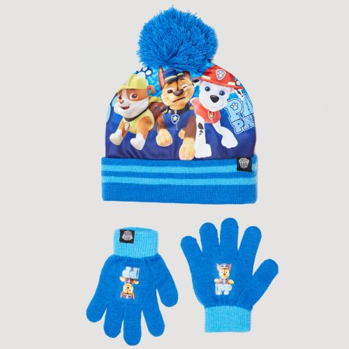 Paw Patrol Muts met handschoen