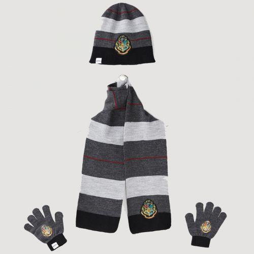 Harry Potter Glove Hat Scarf