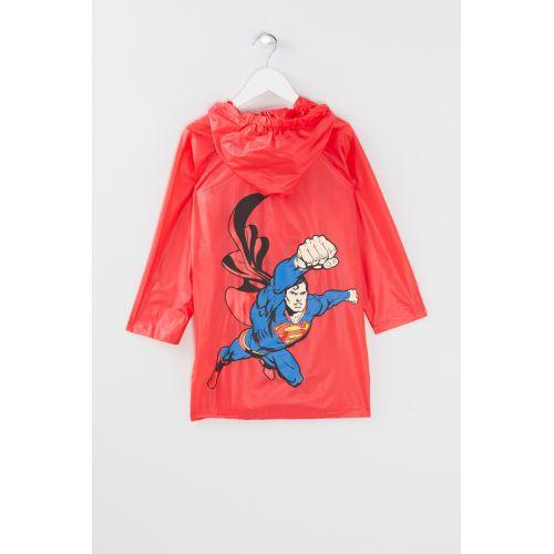Impermeable poncho Superman