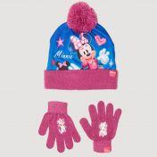 Minnie Muts met handschoen