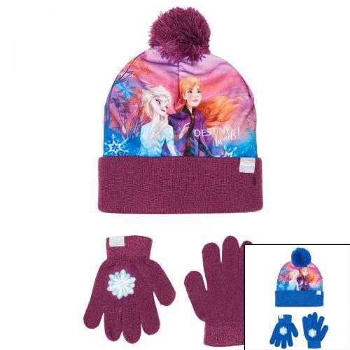 Frozen Beretto con guanti