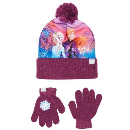 Frozen Muts met handschoen