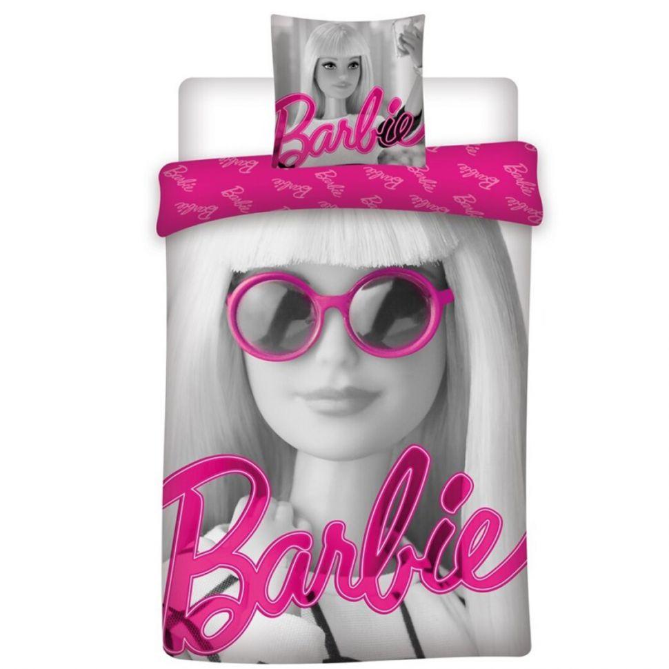 Barbie Dekbedovertrek en kussensloop