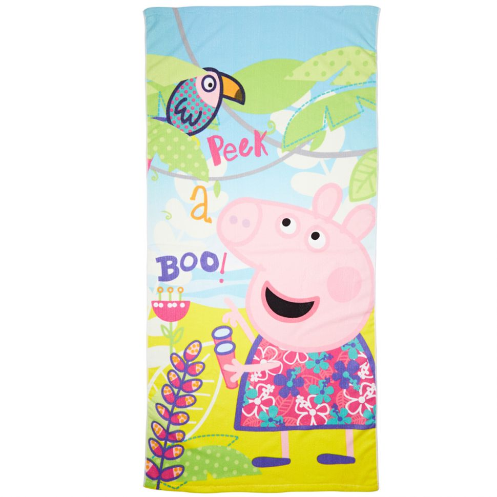 Peppa Pig Handdoek