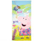 Serviette polyester Peppa Pig