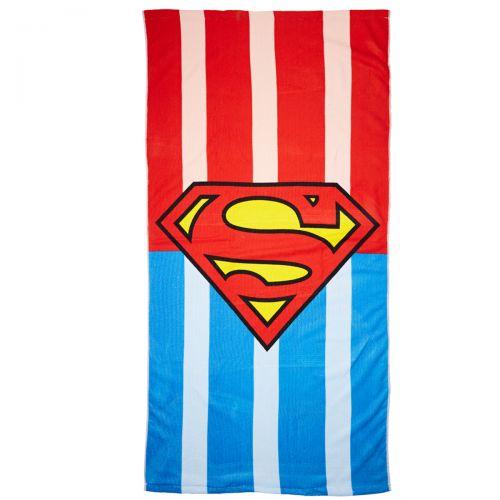 Serviette polyester Superman