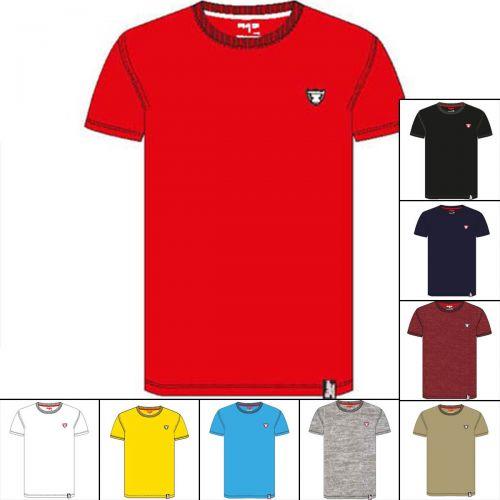 RG512 T-Shirts mit kurzen Ärmeln