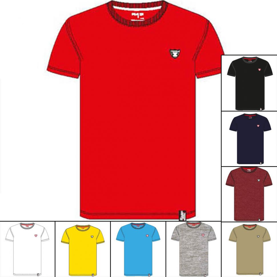 RG512 T-shirts with short sleeves