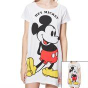 Mickey T-shirts met korte mouwen vrouw