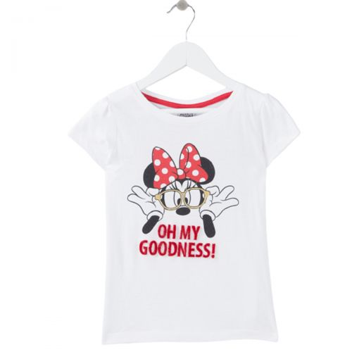 Minnie T-shirts met korte mouwen