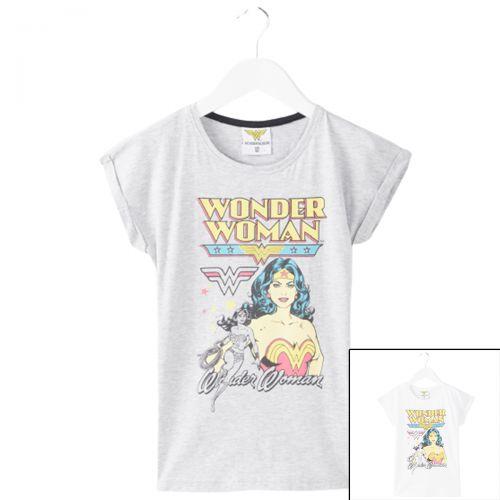 Wonder Woman T-shirts met korte mouwen