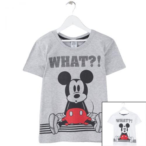 Mickey T-shirts met korte mouwen