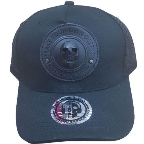 RG512 Mütze mit Visier Mann
