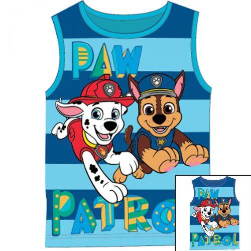 T-shirt manches courtes Paw Patrol du 2 au 6 ans