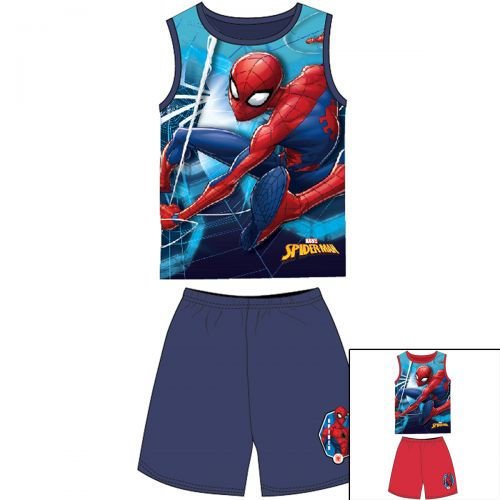 Spiderman Clothing of 2 pieces