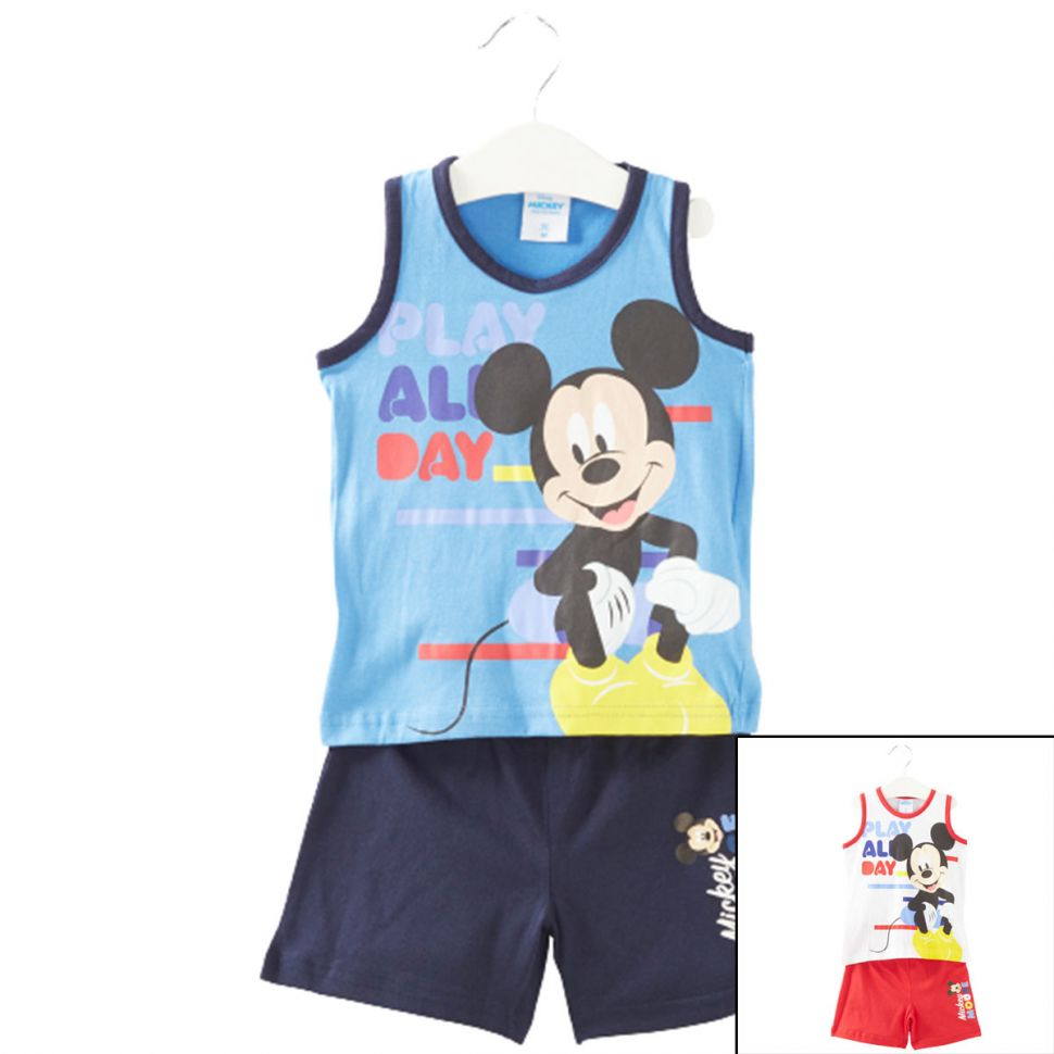 Ensemble Mickey