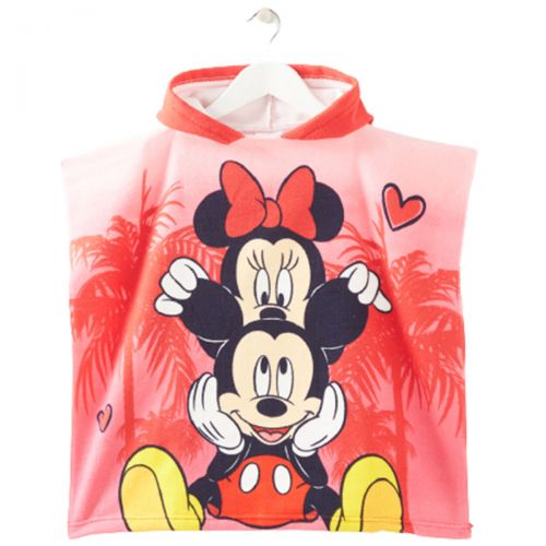 Serviette Poncho Minnie