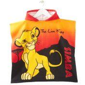 Serviette Poncho Le Roi Lion