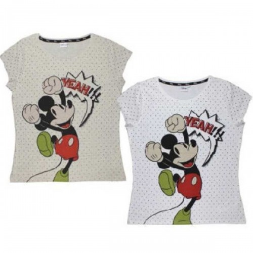 T-shirts with short sleeves Mickey from S to XL