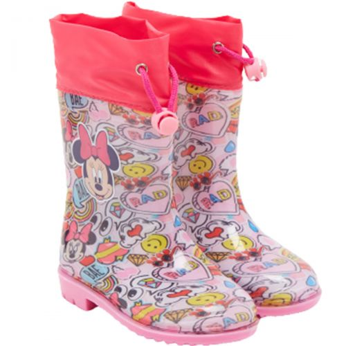 Minnie Stivali da pioggia
