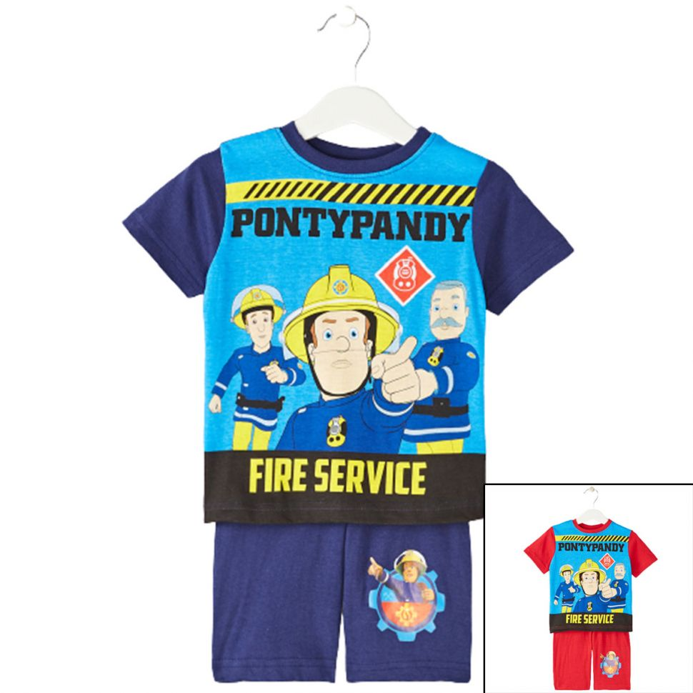 Ensemble Sam le Pompiers