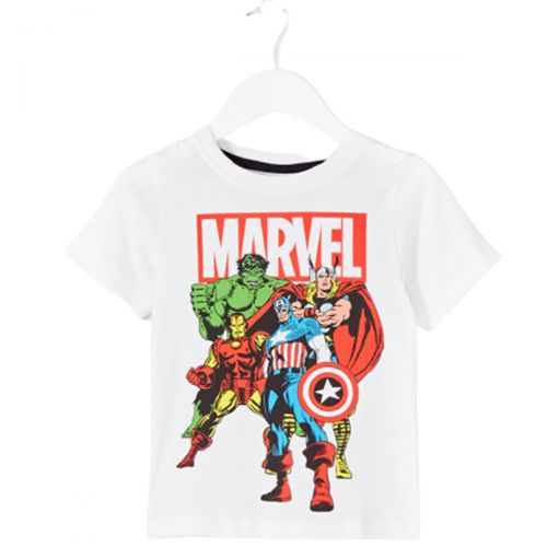 Marvel T-shirt short sleeves