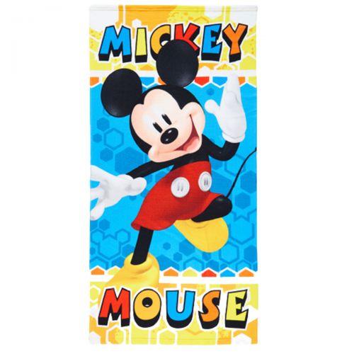 Serviette polyester Mickey